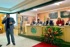 Fábio Freitas palestra em encontro ruralista