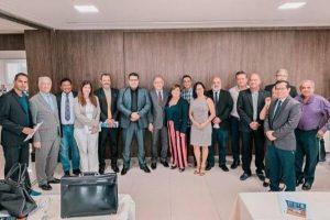 PA: Comissão de Tributação realiza oitiva com membros da Fecomércio