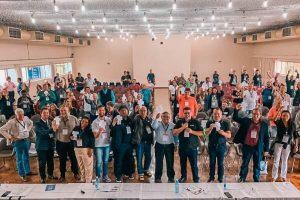 Fábio Freitas participou de congresso sobre prevenção às drogas em São Paulo