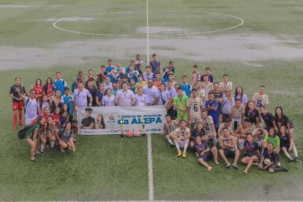 Semana Paraense da Juventude tem esporte e manifestação cultural