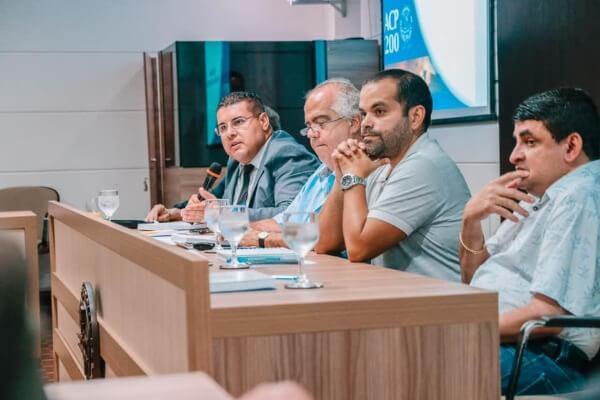 Comissão de Tributação recebe demandas da Associação Comercial do Pará