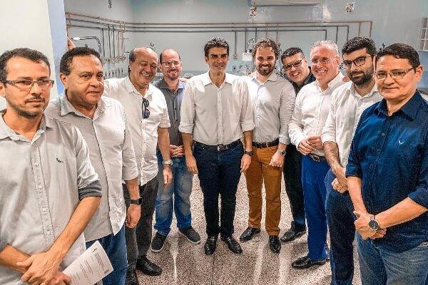 Fábio Freitas participa de agenda do Governo do Pará em Marabá