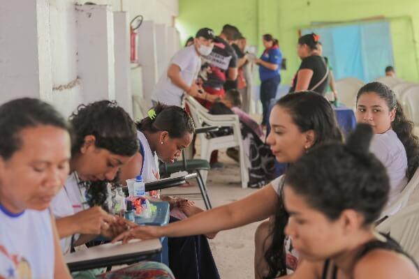 """Projeto """"Abraçando o Pará"""" leva cidadania para o município de Abaetetuba"""