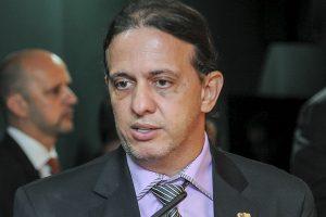 Fábio Gentil esteve em Brasília na busca de recursos para a saúde de Caxias (MA)