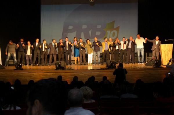 PRB Paraná realiza encontro estadual em Curitiba rumo a 2018