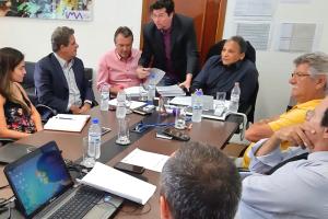Comissão presidida por Fernando Mendes discute melhorias para a tecnologia de Campinas