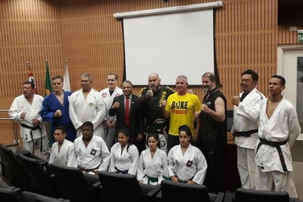 Câmara aprova projeto que incentiva prática de artes marciais em Campinas