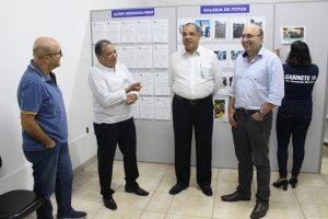Vereador Fernando Mendes inaugura escritório político em Campinas (SP)
