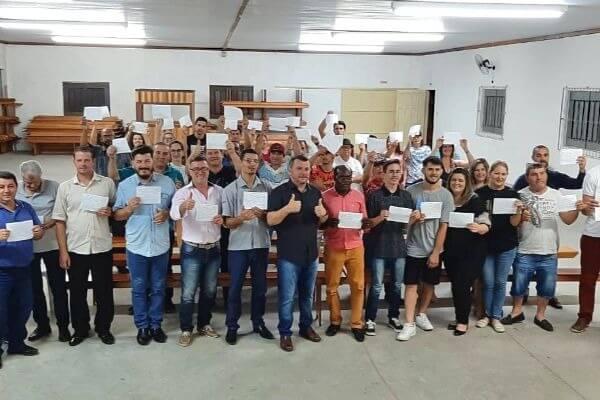 """Republicanos promove evento """"Filia10"""" em Içara"""
