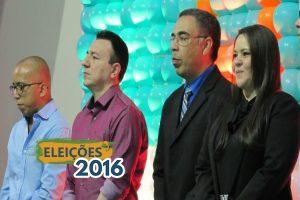 Convenção oficializa Flavia Soares e Cassio Lopes à Prefeitura de Juazeiro do Norte