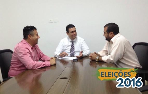 Fontellas e representante de Embu das Artes estabelecem estratégias para o município