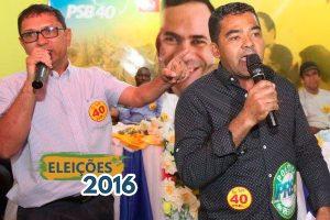 PRB tem dois candidatos a vereador em Santa Maria da Vitória