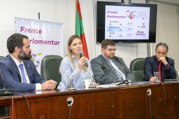 AL/RS instala Frente Parlamentar em Defesa das Comunidades Terapêuticas
