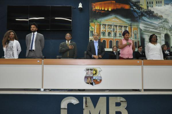 Vereador França debate preconceito e discriminação contra negros em Belém
