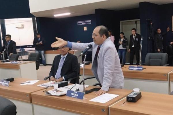 Vereador França destaca recursos da LDO para serem investidos em melhorias em Belém