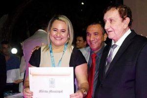 Secretária do Mulheres Republicanas Piauí é homenageada