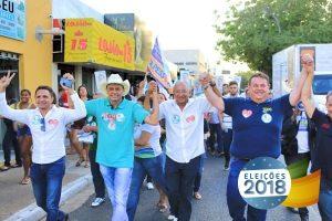 Nome de Frank Aguiar se consolida na disputa ao Senado pelo Piauí
