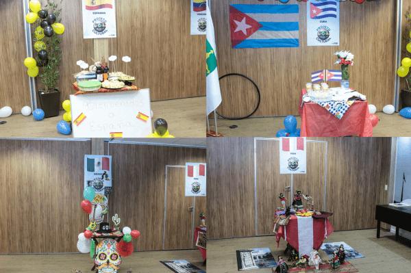 Cultura, diversão e arte marcam despedida dos estudantes de idiomas da FRB
