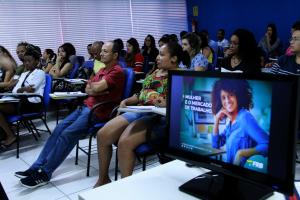 Semana da mulher na FRB é celebrada com palestra sobre mercado de trabalho