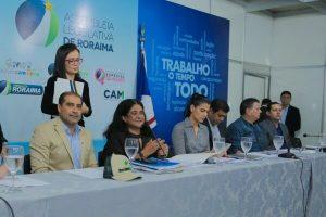 Gabriel Picanço destaca projeto que beneficiará produtores rurais em RR