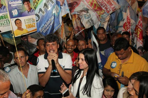 Mesquita (RJ): Gelsinho Guerreiro quer Chatuba cada vez melhor