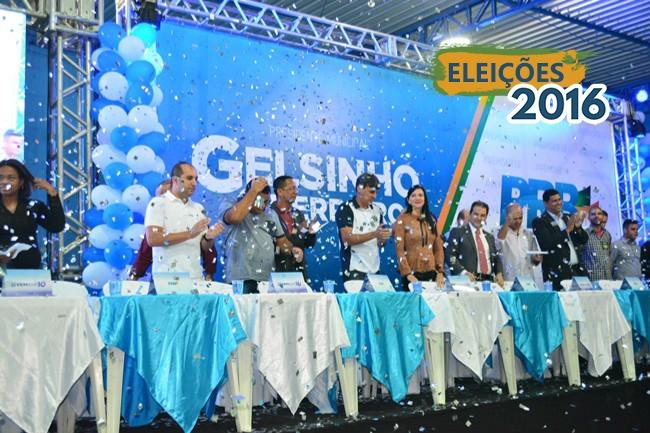 Gelsinho Guerreiro oficializa pré-candidatura à reeleição para prefeito de Mesquita (RJ)
