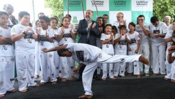 Em Campina Grande (PB), o Mexil combate o sedentarismo