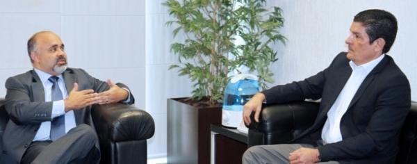 Ministros do Esporte e Turismo discutem ações dos Jogos Mundiais Indígenas