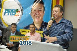 PRB lança Geraldo Cavalcante como pré-candidato à Prefeitura de Ivinhema