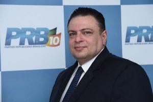 Na presidência do PRB PI, Gessivaldo Isaías prepara o partido para 2020