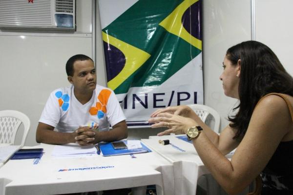 Sine já realizou mais de 100 mil atendimentos em 2016 no Piauí