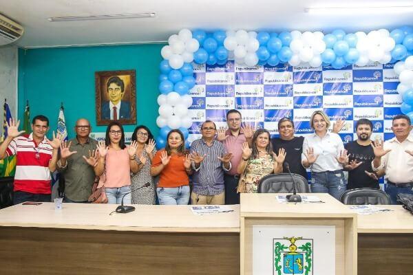 Republicanos promove encontro na região Norte do Piauí