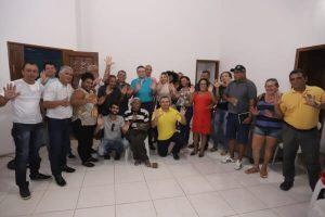 Gessivaldo Isaías reúne pré-candidatos do Republicanos em Floriano (PI)