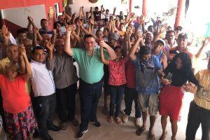 Republicanos recebe filiações e lança pré-candidaturas no Piauí