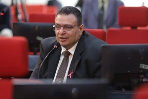 Gessivaldo Isaías quer parceria entre empresas e bibliotecas do Piauí