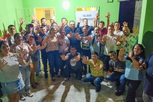 Republicanos ganha novos filiados e lança pré-candidaturas no Piauí