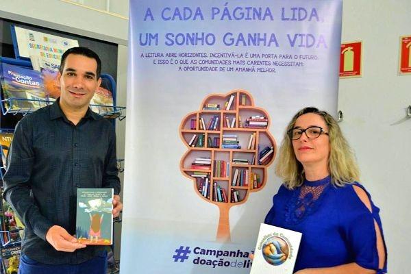 """Campanha """"Doe livros"""", da FRB, é expandida para o Sul do país"""