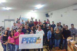PRB Parobé debate propostas para o município e eleições 2020