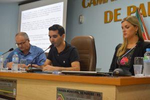 Câmara aprova a criação de conselho e fundo municipal de bem-estar animal em Parobé