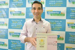 Projeto de Gilberto Gomes Júnior vai ajudar APAE e hospital de Parobé (RS)