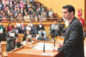 Gilberto Gomes Júnior faz balanço das atividades parlamentares em 2017