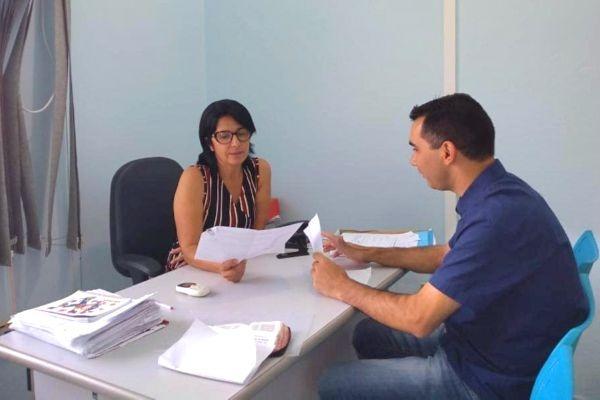 Gilberto Gomes Júnior busca soluções para a falta de medicamentos em Parobé