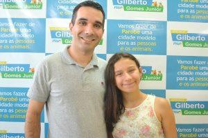 Gilberto Gomes Júnior vai apresentar projeto sugerido por estudante em Parobé (RS)