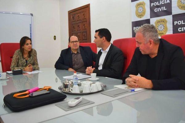 Gilberto Gomes Júnior pede investimentos para a segurança de Parobé