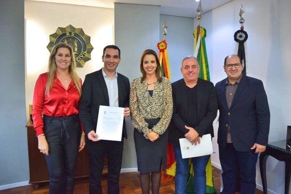 Segurança pública: Gilberto Gomes Júnior pede investimentos para Parobé