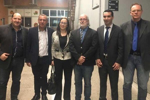 Gilberto Gomes Júnior comemora recursos para a saúde de Parobé