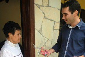 PRB Juventude RS comemora Páscoa com idosos em Parobé