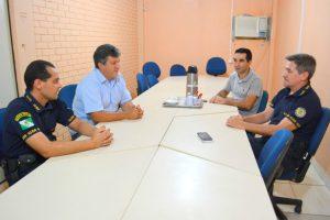 Gilberto Gomes trabalha pela implantação da guarda municipal em Parobé (RS)