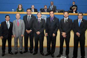 Gilmar da Cruz é o segundo 2º secretário da Câmara Municipal de Campo Grande