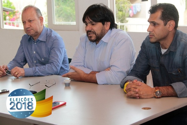 PRB indica Gilmar da Cruz para concorrer ao Senado por Mato Grosso do Sul